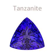 tanzanite gemstone, december birthstone