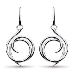 kit heath drop dangle earrings in sterling silver